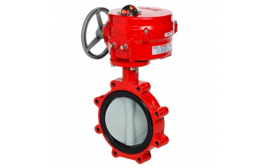 Van bướm điện Bray - USA Motorized butterfly valve 2/3 way