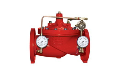 VAN GIẢM ÁP ZURN USA UL FM PRESSURE REDUCING VALVE